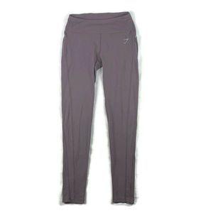 Gymshark Aspire Leggings Pants Purple Pockets